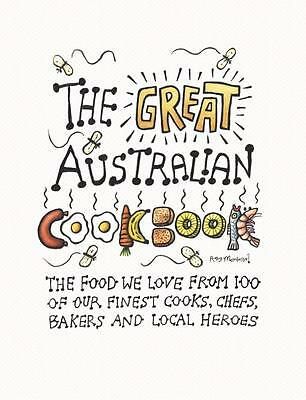 NEW The Great Australian Cookbook By Reg Mombassa Hardcover Free Shipping