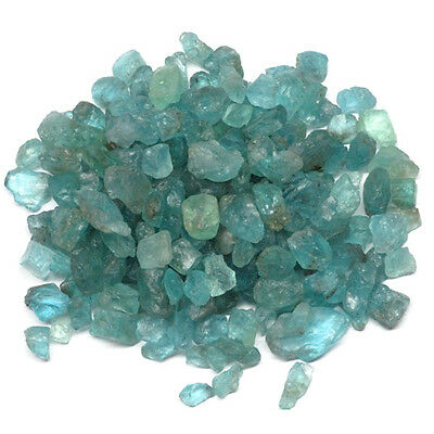 410.00 CT. Unheated ROUGH BLUE GREEN APATITE b430