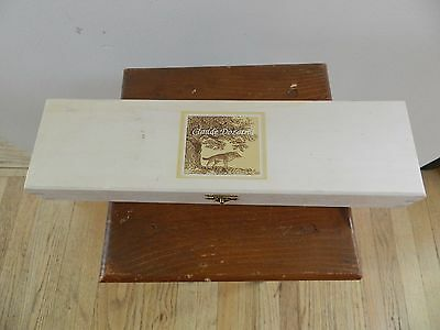 CLAUDE DOZORME Laguiole French CHEESE KNIFE  Box Issue