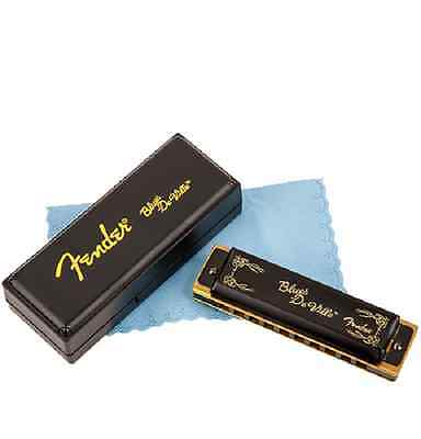 Fender Blues DeVille Harmonica Available in A Bb C D E F G or as a Seven Key Set