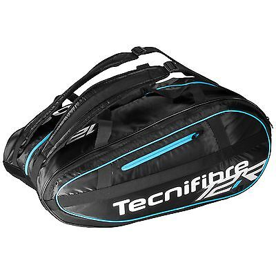 Tecnifibre Team Lite 12 Tennis Squash Racket / Racquet Bag for 12 Rackets