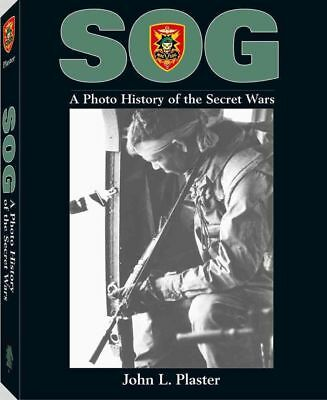 SOG: A Photo History of the Secret Wars by John Plaster Paperback Book (English)