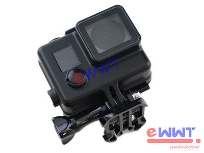 for GoPro Hero 4 Camera Outdoor Sport Black Side Open Housing Cover Case RQOS035