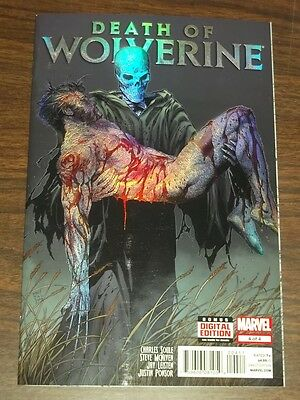 Death Of Wolverine #4 Marvel Comics Vf (8.0)