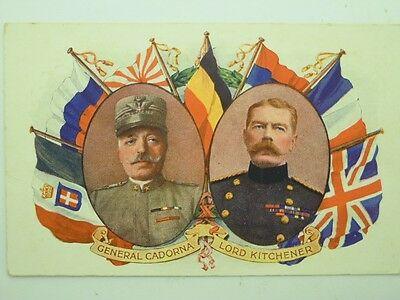Military Pre-Ww1-Italy United Kindom-Ot7-S54790