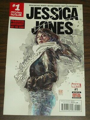 Jessica Jones #1 Marvel Comics Vf (8.0)