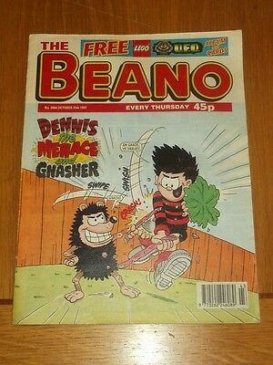 Beano #2884 25Th October 1997 British Weekly