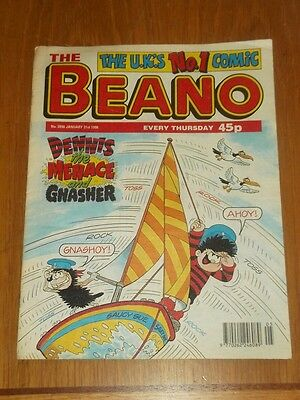 Beano #2898 31St January 1998 British Weekly