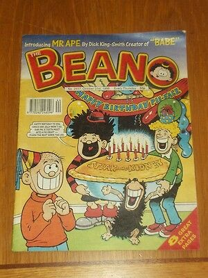 Beano #2937 31St October 1998 British Weekly
