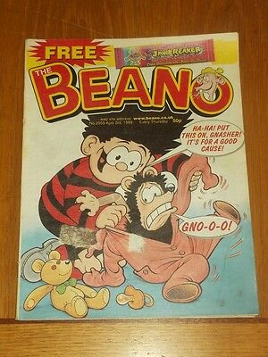 Beano #2959 3Rd April 1999 British Weekly