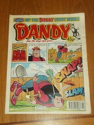 Dandy #2929 10Th January 1998 British Weekly