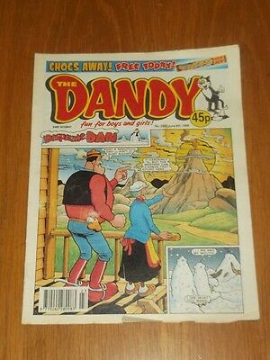 Dandy #2950 6Th June 1998 British Weekly