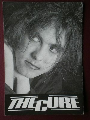 Postcard Musicians The Cure (1) B30
