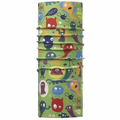 Buff High UV Child Funny Monsters Kinder Multifunktionstuch bunt