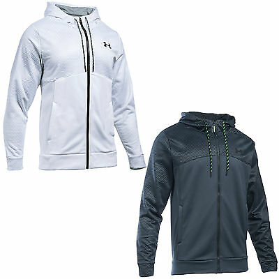 Under Armour Storm Icon Full Zip Herren-Laufjacke wasserabweisend Kapuzenjacke
