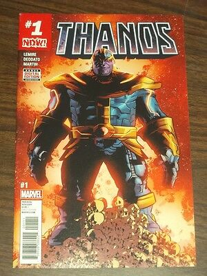 Thanos #1 Marvel Comics Vf (8.0)