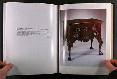 Antique American Colonial Furniture - Ray Franklin Collection -Christie's 1984