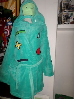 BMO Adventure Time Ladies Womens Primark Robe DRESSING GOWN HOUSE COAT NEW xl 22