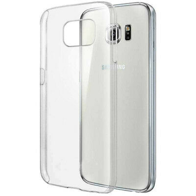 For Samsung Galaxy S6 S6 Edge Crystal Clear Hard Case DIY cover