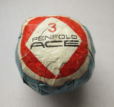 VINTAGE GOLF BALL - PENFOLD ACE No3 - WRAPPED
