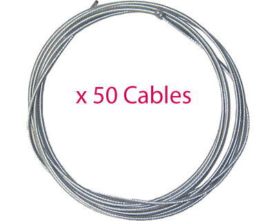 50 x Throttle Cable Inners 1.2mm for Rotax Max / Iame X30 / TKM Best Price