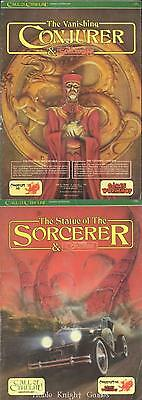 Chaosium Call of Cthulhu Statue of the Sorcerer & The Vanishing Conjure SC Fair