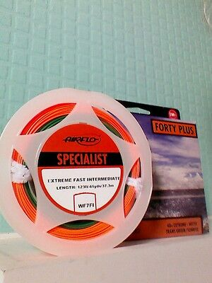 Airflo FORTY PLUS (40+) EXTREME Specialist WF 7 intermediate fly line