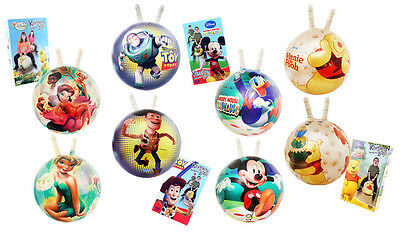 Kids Disney Kangaroo Play Ball Space Hopper Toy Story Jump Bounce Mickey Mouse