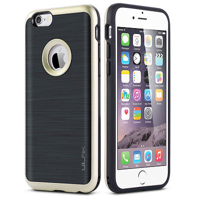 Gold Slim Shockproof Hybrid Hard Protective Case Cover For 4.7'' iPhone 6 6S
