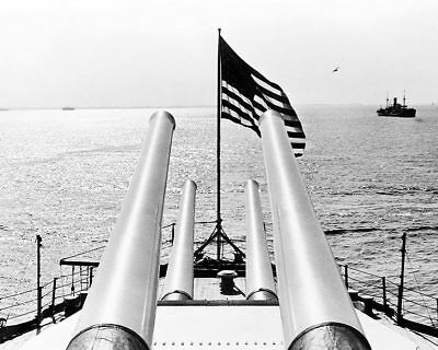 PEARL HARBOR BOMBING FROM DISTANCE WWII 8x10 SILVER HALIDE PHOTO PRINT