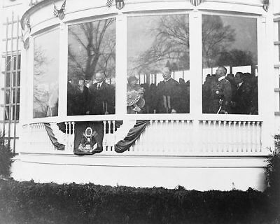 President Herbert Hoover Inauguration Parade 8x10 Silver Halide Photo Print