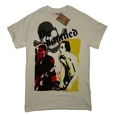 The Damned Brit Punk Capt Sensible Fifth Column Classic T-Shirt up to XXL 10A