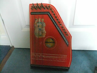 Vintage Musima  Autoharp  Made in East Germany