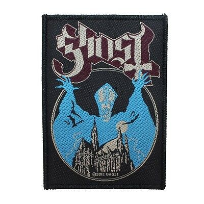"""Album Art """"Ghost"""" BC Opus Eponymous Patch Metal Band Fan Jacket Sew-On Applique"""