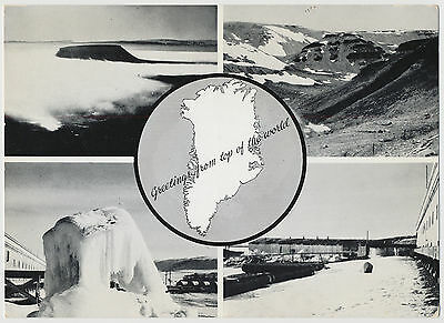 """Thule Air Base Greenland """"Greetings from the Top of The World"""""""