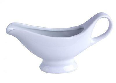 50ml White Porcelain Ceramic White Milk Cream Sauce Jug in Choice of Deals