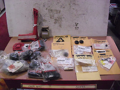 Bulk Lot Of Vintage Milwaukee Power Tool Parts
