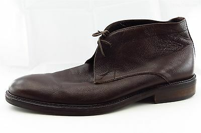 To Boot New York Men Size 11 Medium (D, M) Brown Leather Ankle Boots