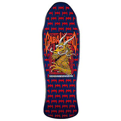 POWELL PERALTA Skateboard Deck Caballero Cab Street Bats Dragon Navy RE-ISSUE