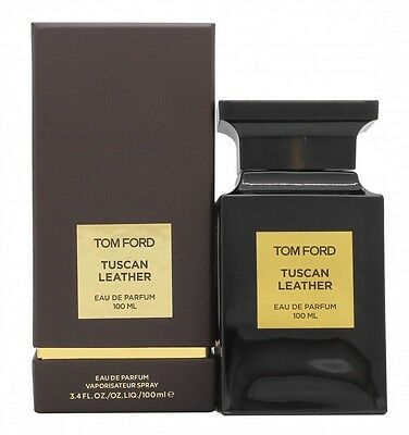 Tom Ford Private Blend Tuscan Leather Eau De Parfum 100Ml Spray - Men's. New