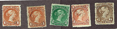 Canada Large Queens Wolfeville  Cancels (Oor31