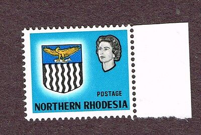 NORTHERN  RHODESIA 76a VALUE OMITTED VF MNH   (SP18