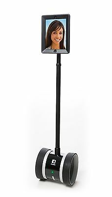 New Double Robotics 1 Telepresence Robot for iPad Tablet Face to Face Office