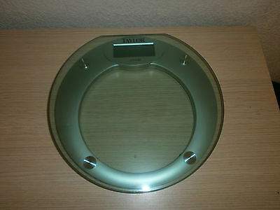 taylor lithium glass bathroom scales