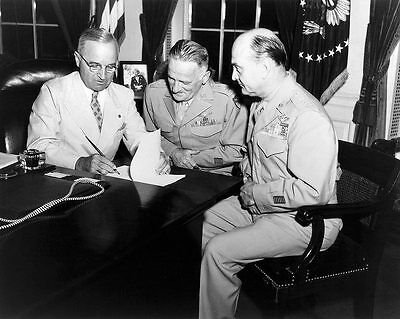 President Harry S Truman Air Force Day 11x14  Silver Halide Photo Print