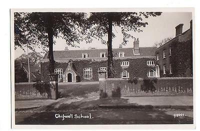 Chigwell School, Essex. Real photo postcard c.1930's?
