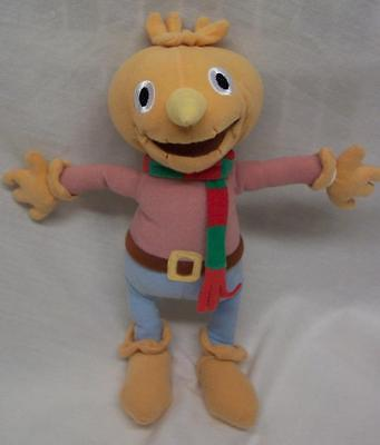 "Bob the Builder BENDABLE  SPUD THE SCARECROW 11"" Plush STUFFED ANIMAL Toy"