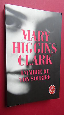 Mary HIGGINS-CLARK: L'ombre de ton sourire - Impeccable (lu1x)