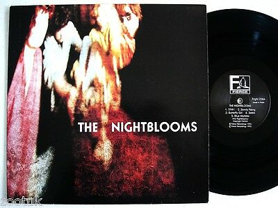THE NIGHTBLOOMS * Nightblooms * FIERCE LP 1992 PORKY