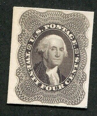 UNITED STATES - Plate Proof On Card  # 45P4 - S8178